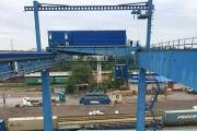 Восстановление аппаратной управления контейнерного крана с применением частотных преобразователей и контроллеров Шнайдер Электрик